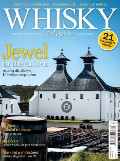 Whisky Magazine cover
