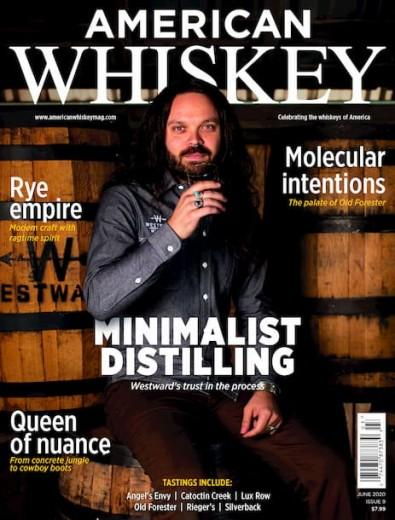 American Whiskey magazine cover