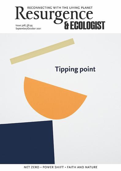 Resurgence & Ecologist magazine cover