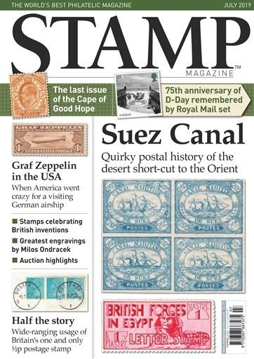Stamp magazine cover