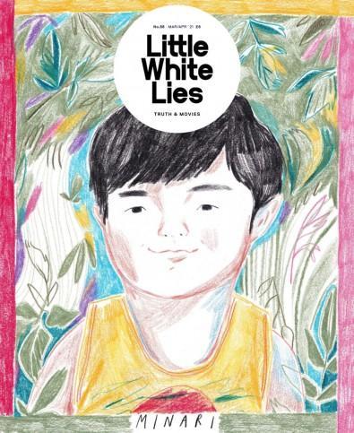 Little White Lies magazine cover