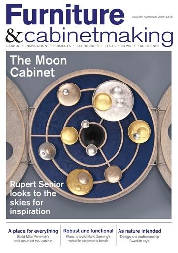 Furniture & Cabinet Making magazine cover