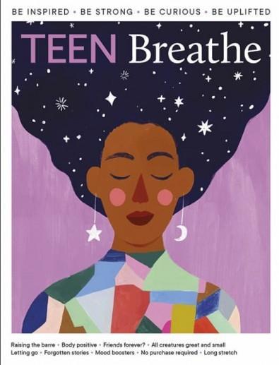 Teen Breathe magazine cover
