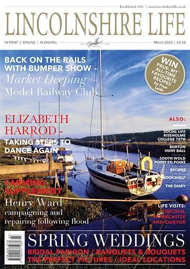 Lincolnshire Life magazine cover