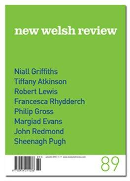 New Welsh Review magazine cover
