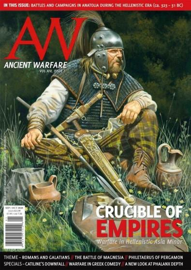 Ancient Warfare magazine cover