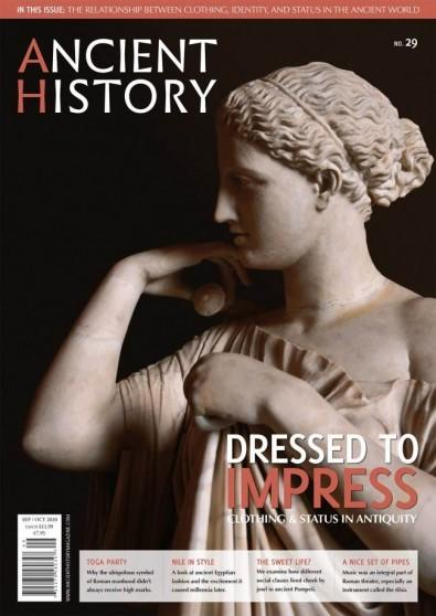 Ancient History magazine cover