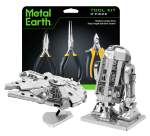 Free Metal Earth tool kit & models