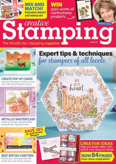 Creative Stamping magazine cover