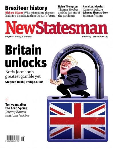 New Statesman Magazine Subscription - isubscribe.co.uk