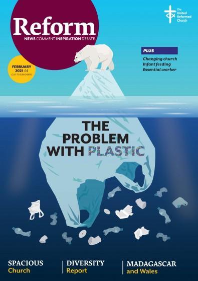 Reform magazine cover