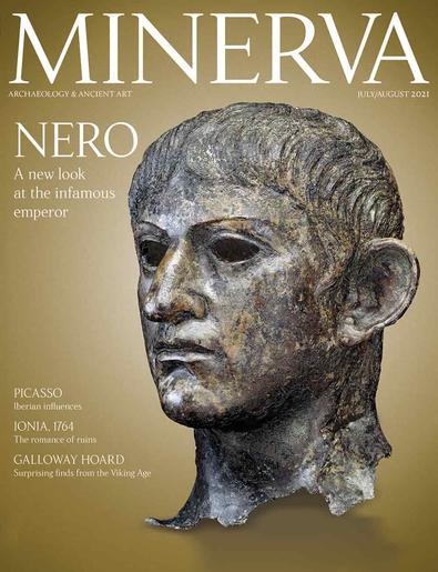 Minerva magazine cover