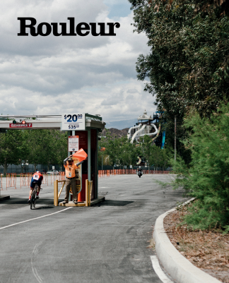 Rouleur magazine cover