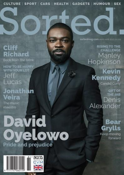 Sorted magazine cover