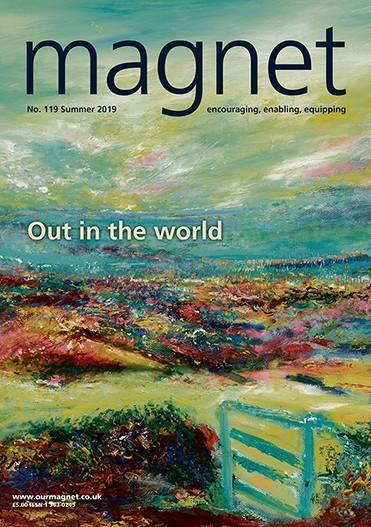 Magnet magazine cover