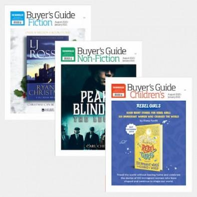The Bookseller Buyer's Guide magazine cover