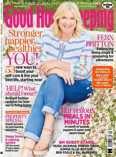 Good Housekeeping magazine cover