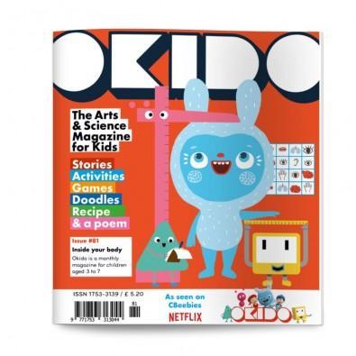 Okido magazine cover