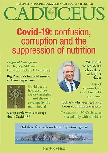 Caduceus magazine cover