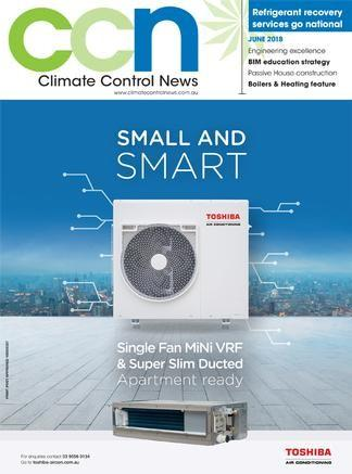 Climate Control News magazine cover