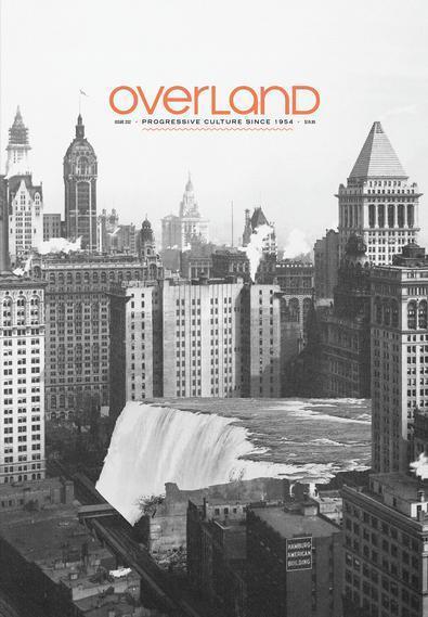 Overland magazine cover