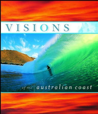 Visions of the Australian Coast cover