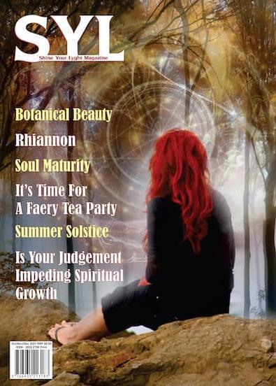 Shine Your Lyght magazine cover