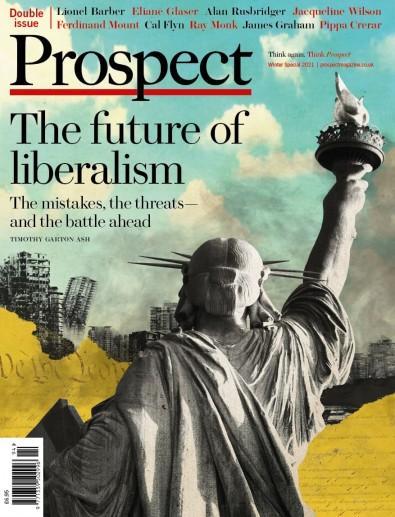 Prospect magazine cover