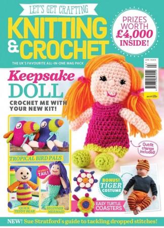 Lets Get Crafting Magazine Subscription Isubscribecouk