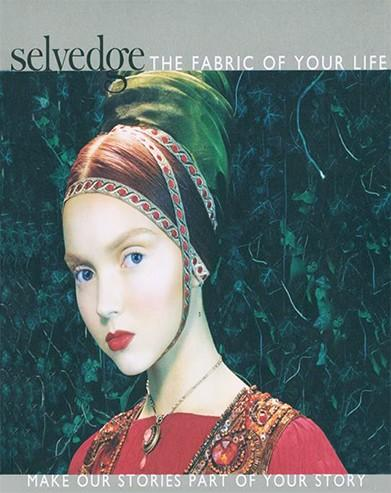 Selvedge magazine cover