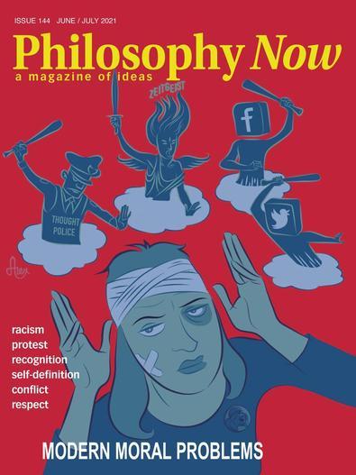 Philosophy Now magazine cover