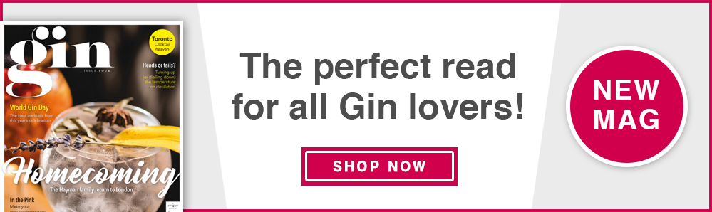 Gin Magazine subscription. The perfect read for all gin lovers.