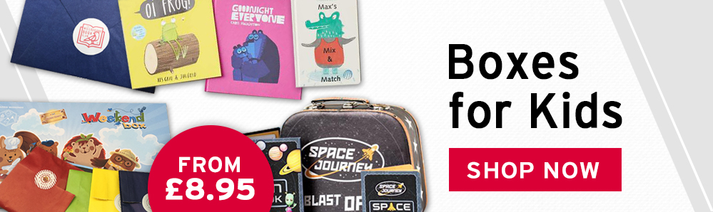 Kids Subscription Box from £8.95