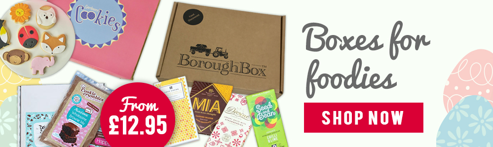 Foodie Subscription Boxes from £12.95