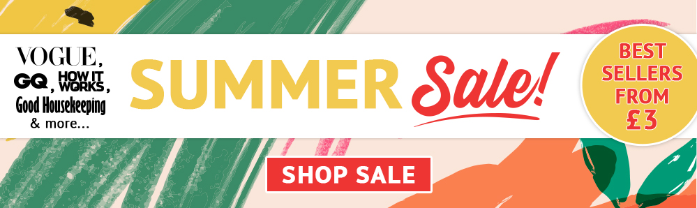 Summer Sale. Bestsellers from £3