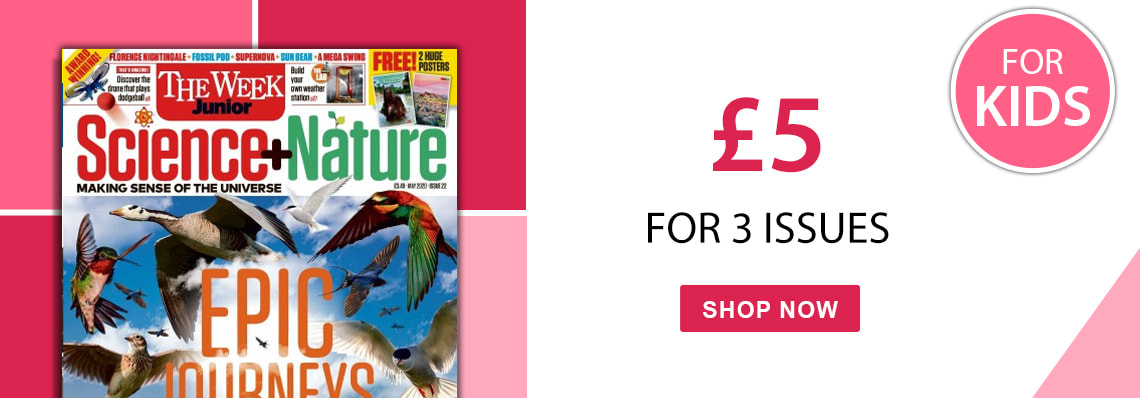 Science and Nature mag for Kids from £5