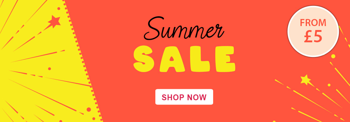 summer sale from £5