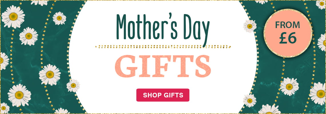Mother's day offers. From £6